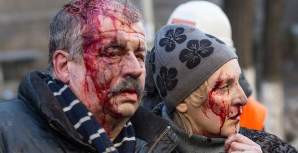 Суд приговорил к пяти годам тюрьмы условно экс-беркутовца Ефимина за участие в разгоне активистов Евромайдана - Цензор.НЕТ 6976