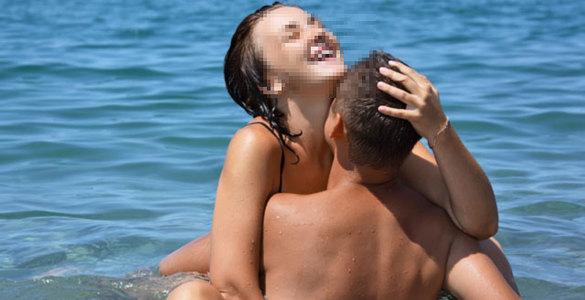 Секс на пляже тельавива