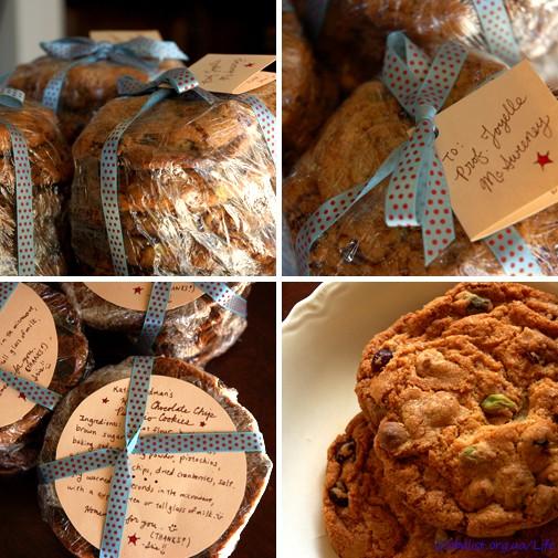 Новогодние печенья подарки своими руками