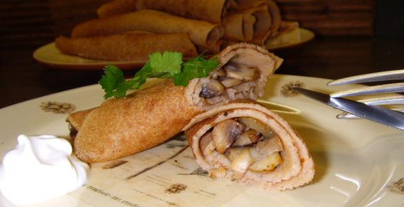 гречишные блины рецепт с фото без пшеничной муки