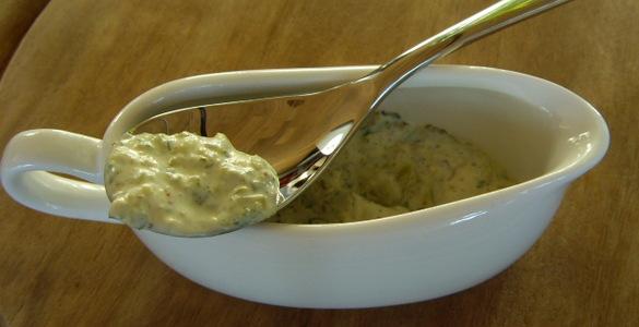 Как сделать соус тартар в домашних