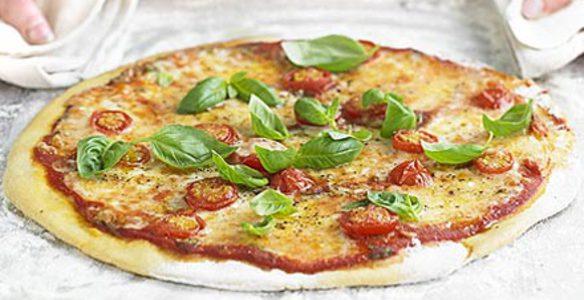 домашняя итальянская пицца рецепт