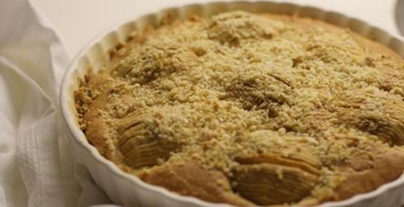 Яблочный пирог мастер класс подробно #8