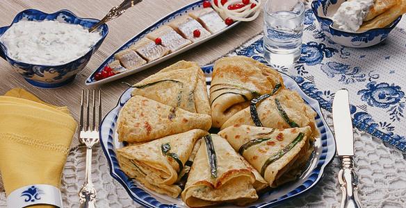 Рецепты блинов масленица 2011 рецепты