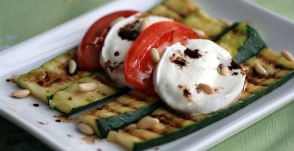 блюда с моцареллой рецепт с фото