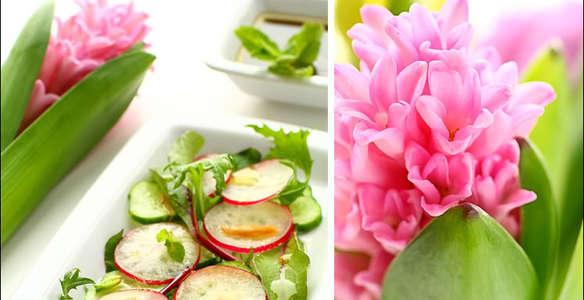 Простые и вкусные салаты - Главная