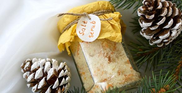 Подарки своими руками скрабы