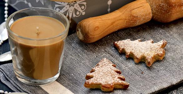новогоднее печенье с апельсином рецепт