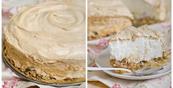 рецепт пирожное меренге