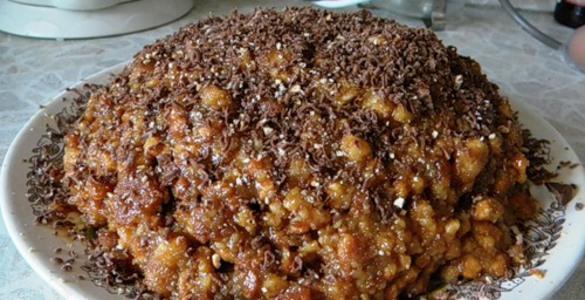 Торта муравейник фото торт муравейник