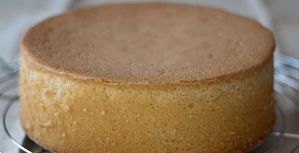 бисквит рецепт с фото простой