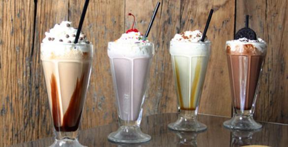 молочный коктейль в домашних условиях рецепт с фото