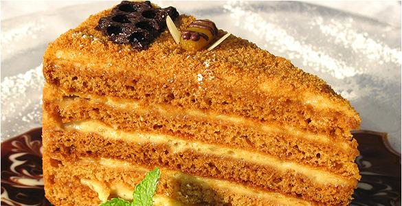 Медовик торт медовик рецепт торт