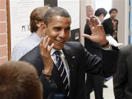 барак обама кандидат в президенты сша 2008