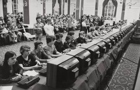 древнее соревнование по компьтерным играм