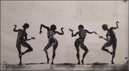 танец заклинателей дождя