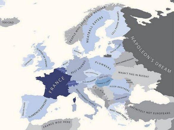 Французский вариант Европы
