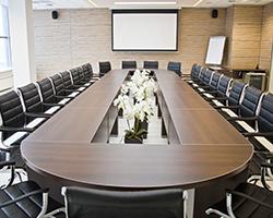 Проведение мероприятий в конференц-зале