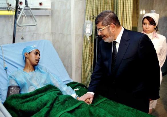 Мурси участлив, ага